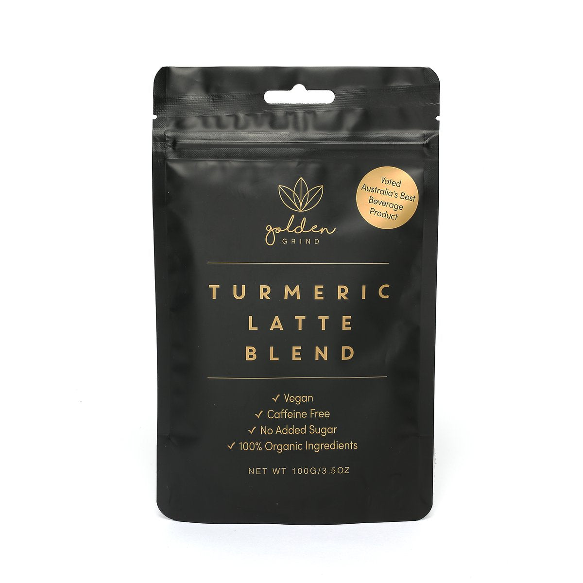 Golden Grind Turmeric Latte Blend 100gm