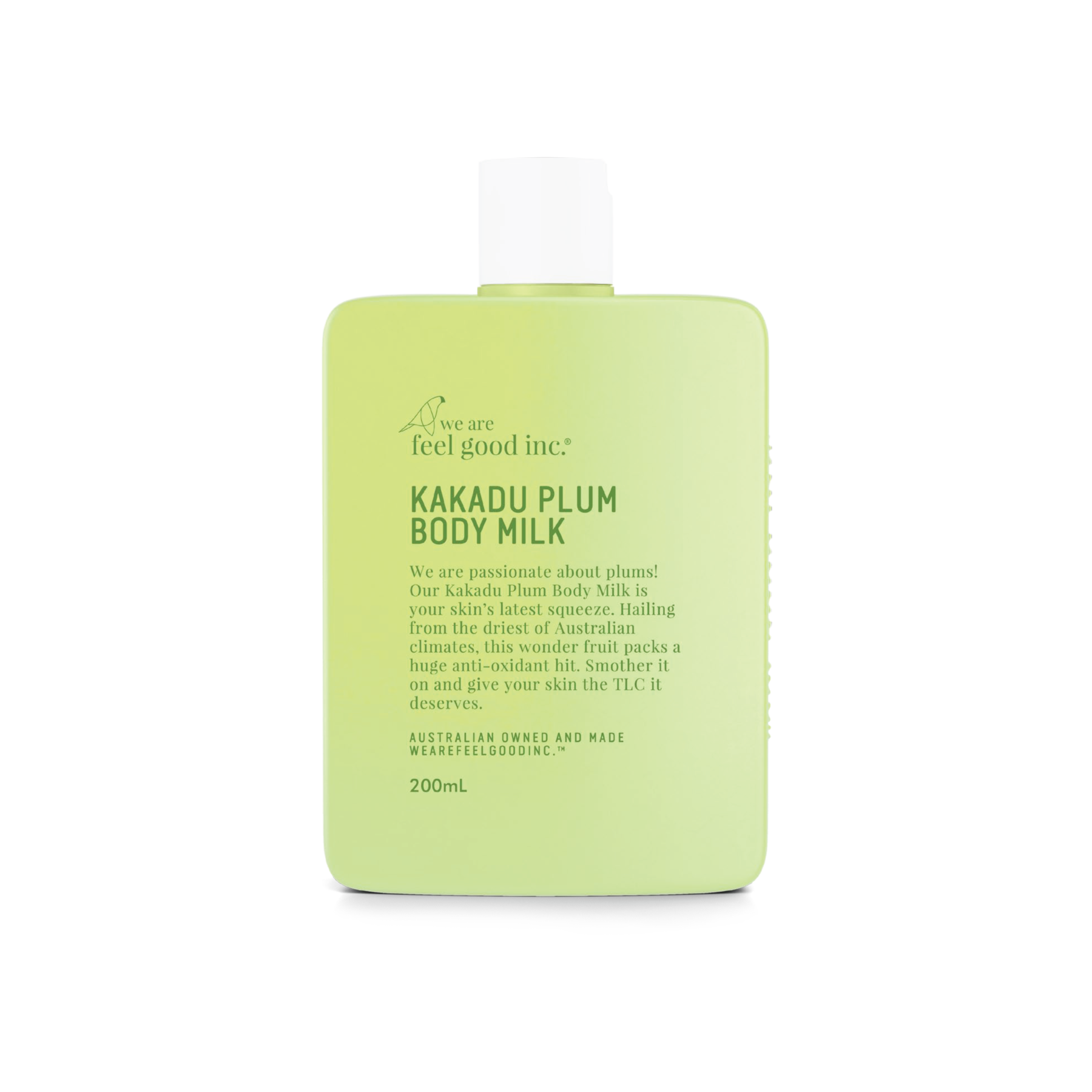 We Are Feel Good Inc Kakadu Plum Body Milk 200ml