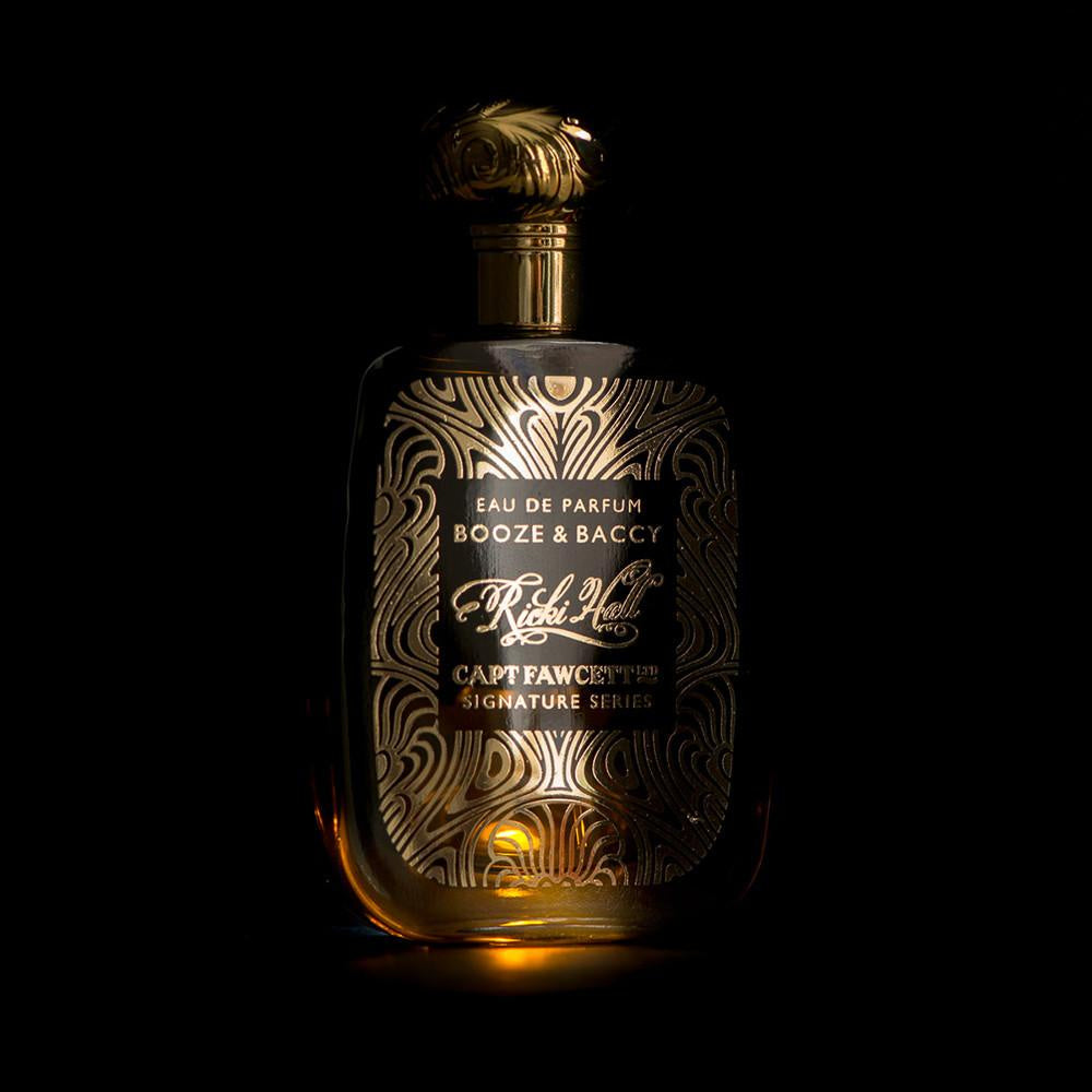 Captain Fawcett's Booze and Baccy Eau De Parfum by Ricki Hall 50ml