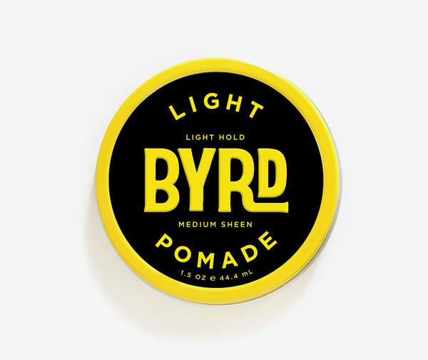 BYRD Light Pomade 1.5oz