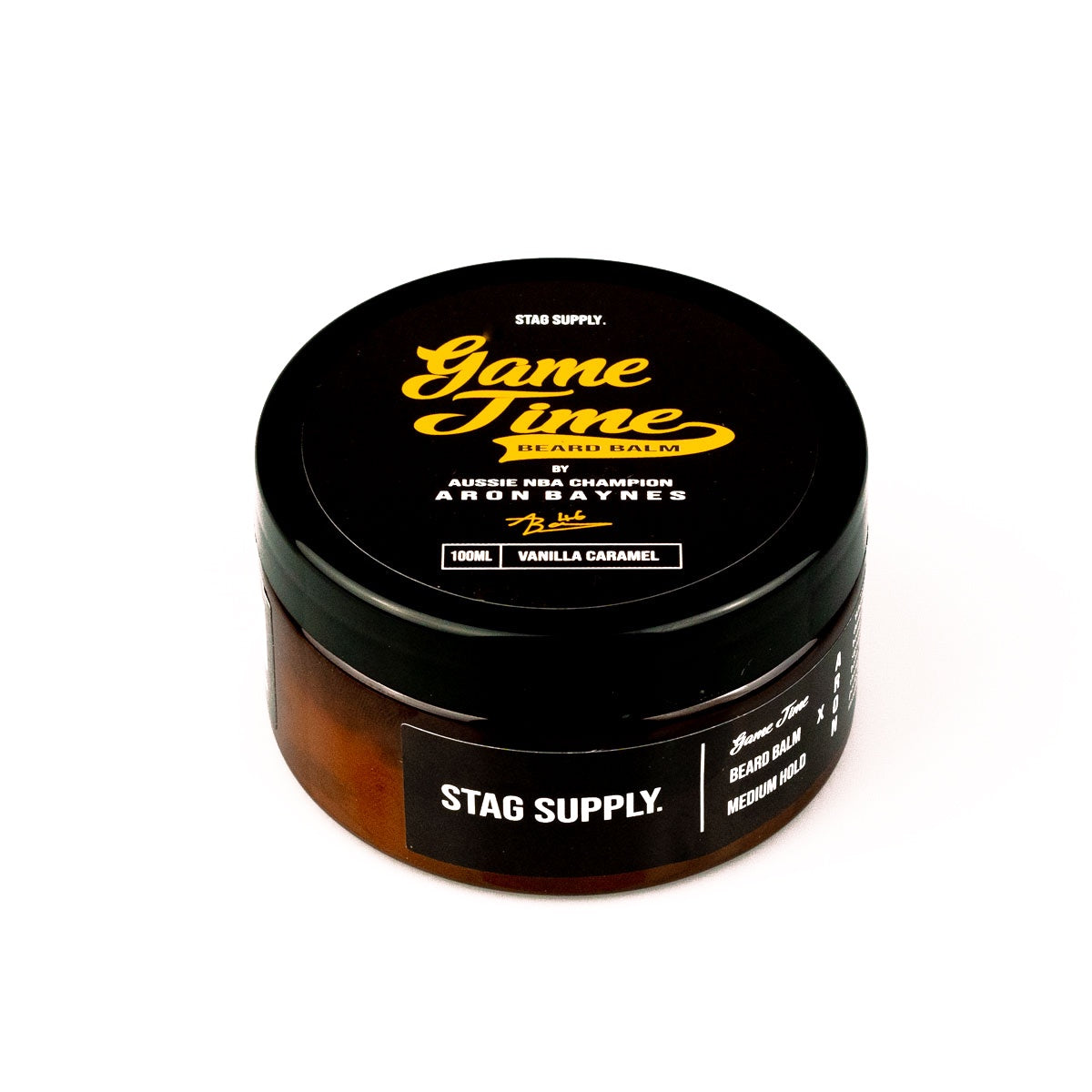 Stag Supply Game Time Beard Balm 100ml
