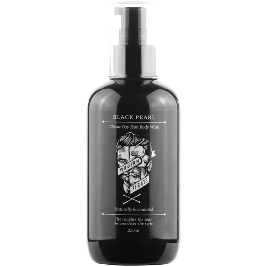 Modern Pirate Black Pearl Body Wash
