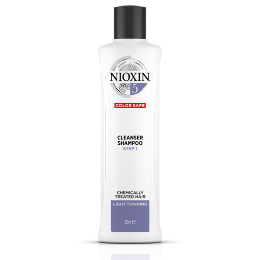 Nioxin Cleanser Type 5 (300ml)