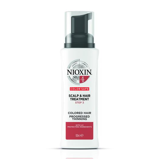 Nioxin Scalp Treatment Type 4 (100ml)