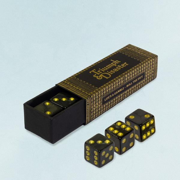 Triumph & Disaster Dice Set