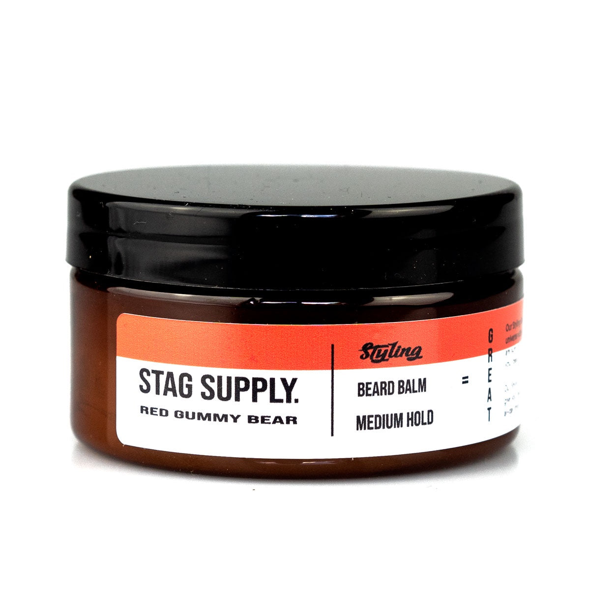 Stag Supply Red Gummy Bear Beard Balm 100ml