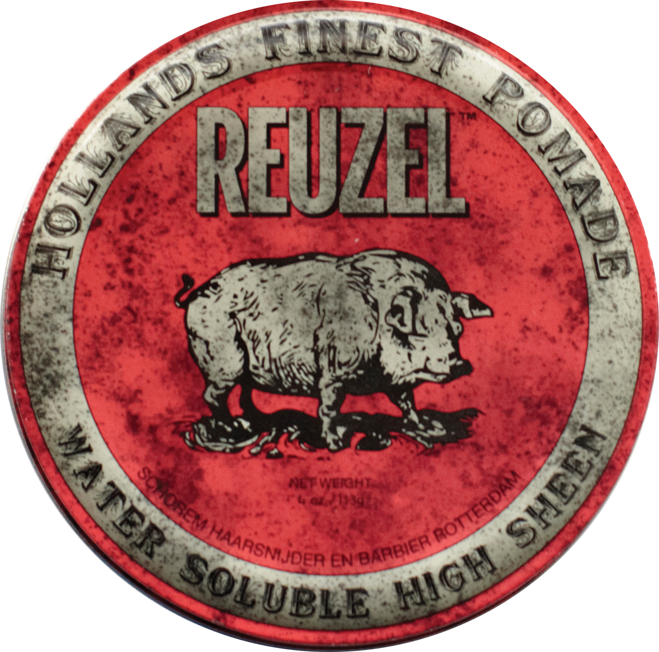 Reuzel Red Pig High Sheen Water Soluble 113gm