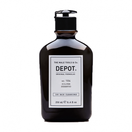 Depot No.104 Silver Shampoo 250ml