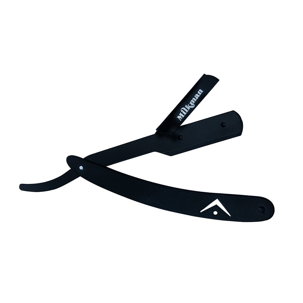 Milkman Cut Throat Razor Black