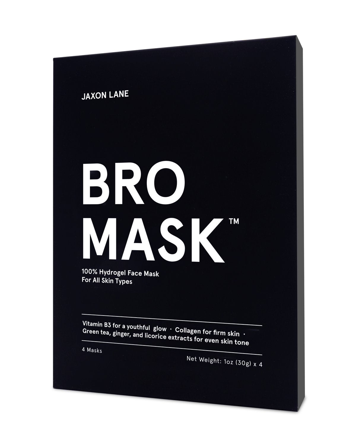 Jaxon Land Bro Mask for all skin types