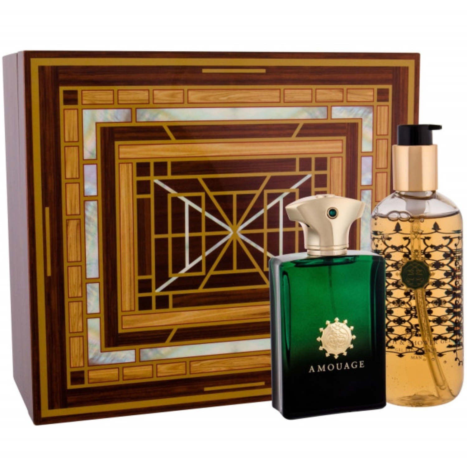 Amouage Epic Man Collection Box