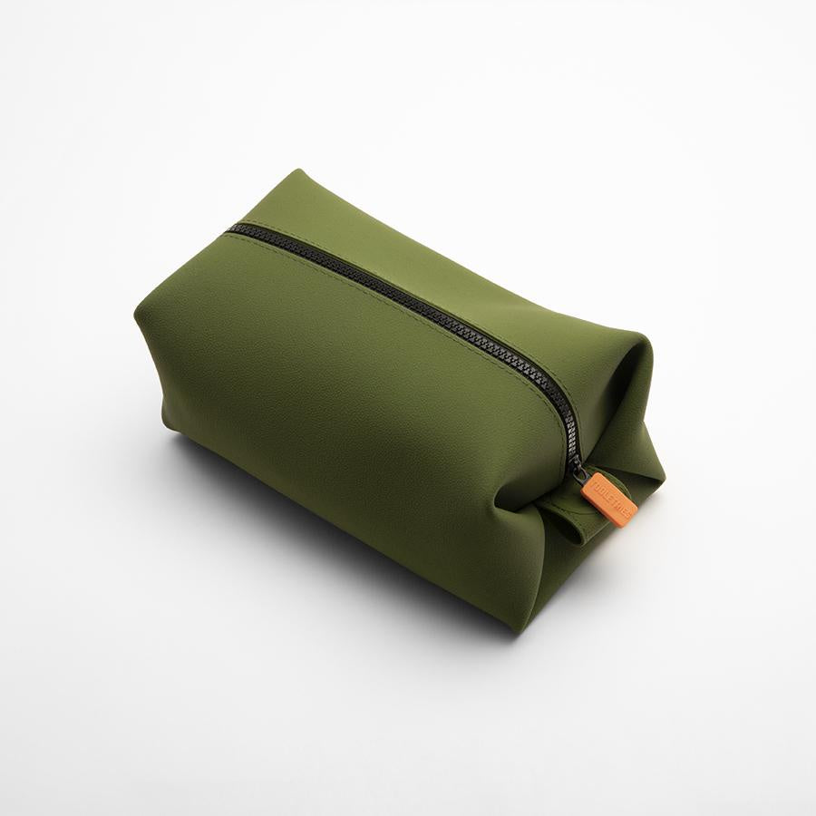 Tooletries The Koby Bag - Toiletry Bag Army Green