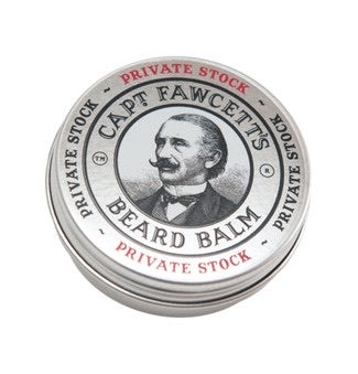 Captain Fawcetts Private Stock Beard Balm