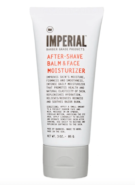 Imperial After-Shave Balm & Face Moistruiser