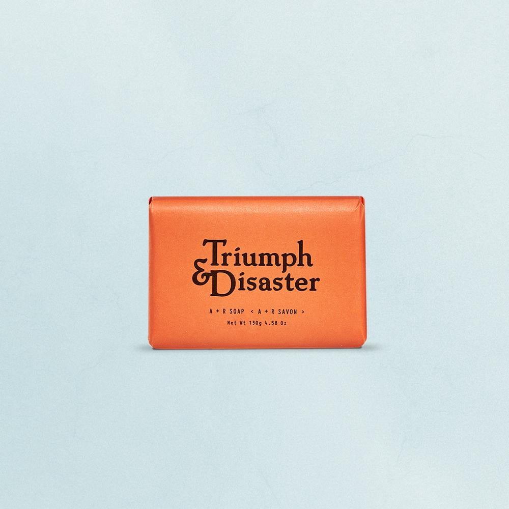 Triumph & Disaster A&R Soap