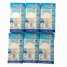 Load image into Gallery viewer, Omni LED Lite Bulb 6W  Set of 6