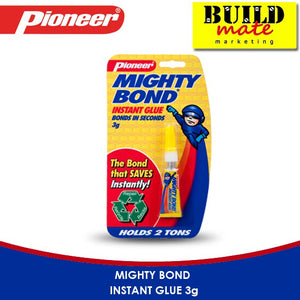 Mighty Bond Instant Glue 3grams