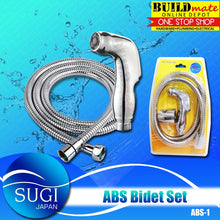Load image into Gallery viewer, SUGI JAPAN ABS Bidet with Hose SET ABS-1 •BUILDMATE•