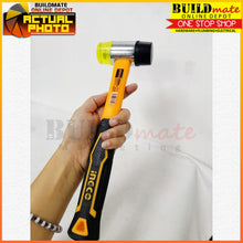 Load image into Gallery viewer, INGCO Rubber and Hammer Plastic Hammer 40mm HRPH8140 •BUILDMATE•