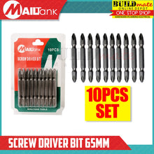 Load image into Gallery viewer, MAILTANK 10PCS/SET Magnetic Tip CRV-PH2 Screwdriver Bit Screw bit 65mm •NEW ARRIVAL!•