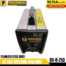 Load image into Gallery viewer, Powerhouse AC ARC SS Welding Machine EVOLUTION 250A BX-8250