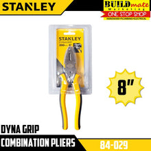 "Load image into Gallery viewer, Stanley Dyna Grip Combination Pliers 7""/8"""