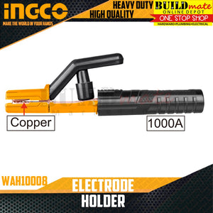 INGCO Electrode Holder 1000A Copper WAH10008
