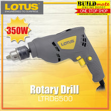 Load image into Gallery viewer, Lotus Rotary Drill 350W LTRD6500