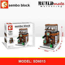 Load image into Gallery viewer, Sembo Block Mini World