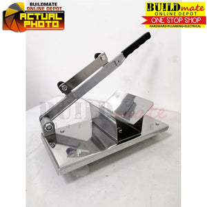 MEGA Manual Meat Slicer for Korean Samgyupsal Frozen Meat •BUILDMATE•