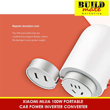 Load image into Gallery viewer, Xiaomi Mijia 100w Portable Car Power Inverter Converter