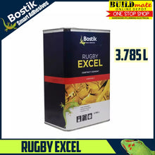 Load image into Gallery viewer, Bostik RUGBY Original/ EXCEL Premium Contact Cement 3.785L