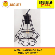 Load image into Gallery viewer, BIGLITE Metal Hanging Lamp MHL-SP116209/I