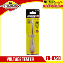 Load image into Gallery viewer, CRESTON Voltage Tester 200-250VAC FN-8750