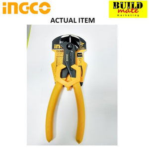"INGCO End Cutting Plier 7"" (180mm) HECP02180"