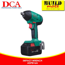 Load image into Gallery viewer, DCA Cordless Impact Wrench ADPB16A