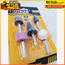 "Load image into Gallery viewer, Hoteche 5PCS/SET Mounted Stone 1/4"" 6mm 550951 •BUILDMATE•"