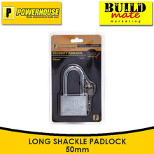 Load image into Gallery viewer, POWERHOUSE Long Shackle Padlock