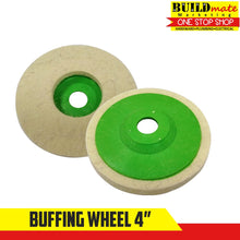 Load image into Gallery viewer, Buffing Polishing Wheel White Cloth for Stainless 4""