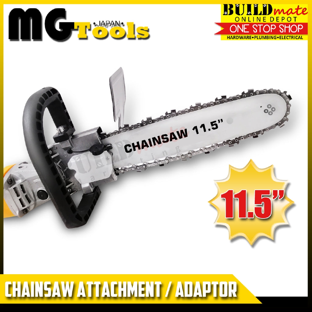 MGTools Angle Grinder Chainsaw Attachment Adaptor 11.5
