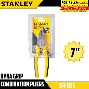 "Stanley Dyna Grip Combination Pliers 7""/8"""