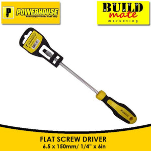 POWERHOUSE Screw Driver PHILIP/FLAT
