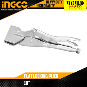 INGCO Flat Locking Pliers HFLP0110