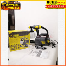Load image into Gallery viewer, Lotus HVLP Paint Station Electric Spray Gun 600W LTPT600PSX Total Power Paint Zoom