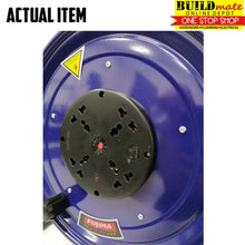 Load image into Gallery viewer, Fujima Extension Wheel Cable Reel 30METERS QT-30 NEW!
