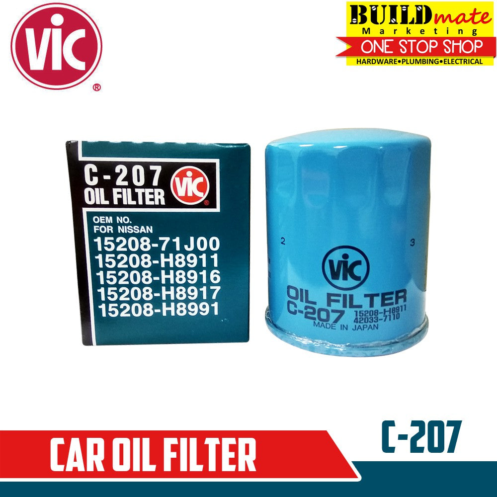 Vic Oil Filter C-313 Mitsubishi Pajero Field Master