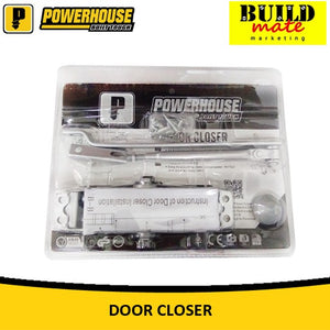 Powerhouse Door Closer