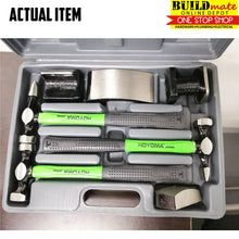 Load image into Gallery viewer, Hoyoma HAMMER SET for Car Repair 7PCS/SET 211301