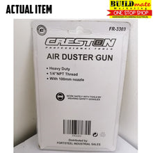 Load image into Gallery viewer, CRESTON Heavy Duty Air Duster Gun FR-3303