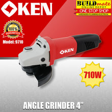 "Load image into Gallery viewer, KEN Angle Grinder 4"" Ø100mm 710W 9710"